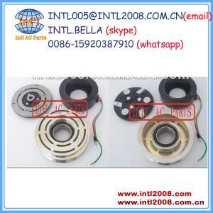 Quality A/C Compressor ac clutch assy Sanden TRSE09 /TRSE07 for Honda Jazz 2003 5PK 12V for sale