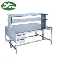 China Custom Stainless Steel Laminar Clean Bench For Clean Room Workstations on sale