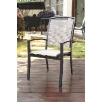 Quality Good Aluminum With Textileen Chair (BZ-CT004) for sale