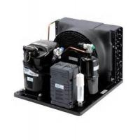 China HERMETIC R404A BACK PRESSURE TECUMSEH REFRIGERATION CONDENSING UNIT FOR SOFTDRINK SHOWCASE on sale
