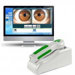 Quality Eye Iriscope Iridology Camera Analyzer , Portable Digital USB Iriscope Scanner 12.00 MEGA Pixels for sale