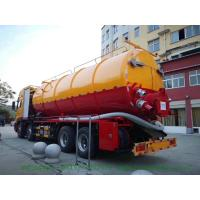 Quality 30ton Vacuum Sewer Sewage Cleaning Truck (Sewer Septic Tank High Pressure Combined Water Jetting WhatsApp:+8615271357675 for sale