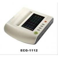 Single Channel Color LCD Portable ECG