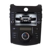 China 7 Kia Car DVD GPS Player For Cerato 2010 - 2011 (Auto) Built-in Bluetooth A2DP / IPOD / 3G on sale
