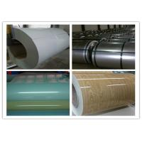 Quality PPGI / PPGL Steel Coil Smooth Surface CGCC EN10169 0.18mm-1.2mm Thickness for sale