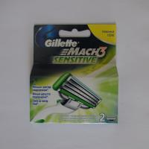 Gillette Mach3 Sensitive 2's Newest Russia/Ukraine version