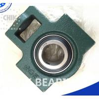 Quality Chrome Steel / Cast Iron Pillow Block Bearing Wide Slot , 12 - 300 mm Bore Size for sale