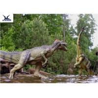 Buy Attractive Robotic Life Size Models Of Animals With Dinosaur Alive Roaring Sound at wholesale prices