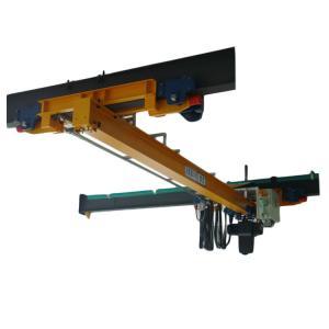 Quality LX Electric Single Beam Bridge Crane /  Suspension Crane Overhead 0.5-10 Ton for sale
