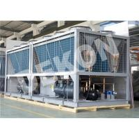 Quality Air cooled screw chiller 740KW-with heat pump optional for sale
