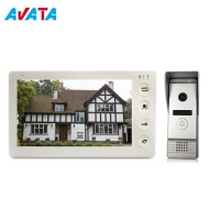 Quality High Quality Motion Detection 1080P Camera Security Video Door Bell Entry Intercom for sale