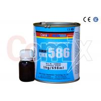 Quality Chemical Hot Vulcanizing Cement , Liquid Hot Splicing Conveyor Belt Repair Adhesive for sale