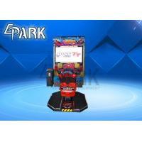 Quality Amusement Motor Racing Arcade Super Speed Driving Simulator for sale