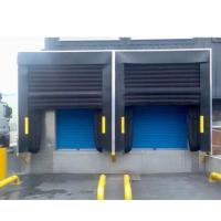 Quality Wind Resist Structure Dock Seals And Shelters , Loading Dock Shelters for sale