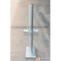 Quality BS1139 Standard Scaffold Screw Jack Heads With High Loading Strength for sale