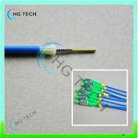 Quality 8Core Armored FC/APC Fiber Optic Patch Cord for sale