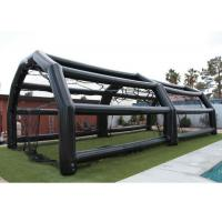 China Durable PVC Outdoor Inflatable Tent / Baseball Inflatable Batting Cages wholesale