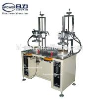 Buy cheap Semi Auto PVC Cylinder Curling Machine from wholesalers