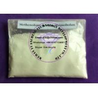 Quality Steroid powder Methenolone Acetate half-life injectable dosaging for bodybuilding for sale