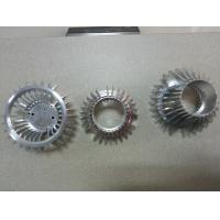 Quality CNC Machining Services Aluminum Extrusion Shapes With Galvanized / Plating for sale