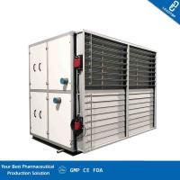 Quality High Efficiency AHU Fresh Air Handling Unit With Dehumidifier Heat Recovery for sale