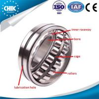 Quality Double row Spherical Roller Bearings 24134 24136 24138 24140 CA CC W33 CCK CCK W33 E for sale