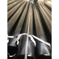 Quality ASTM A106 GR.B seamless carbon steel pipes with SCH40/80 thickness for sale