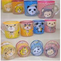 Quality Cartoon Glass Cup (JD27) for sale