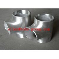 Quality Stainless steel tee ,super duplex uns s32750,  UNS S32760, A815 UNSS31803. TEE ,A403 WP321, 321H. WP347., SB366 INCONEL for sale