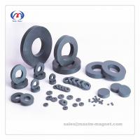 Quality Ceramic/Ferrite Ring Magnets Y30/Y35 grade for sale