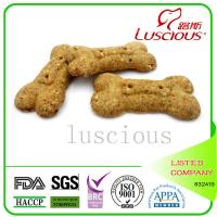 China Chicken Biscuits with Millet and Carrot Dog Treats Company on sale