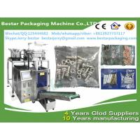 Quality How to mix pack plastic parts ,wire nails ,screws ,nuts and bolts ,fastener ,hardware fitting counting machine & packing for sale