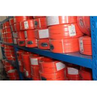 Quality Good Weatherability And High Impact Resistance Green Polyurethane Round Belt  For Industrial for sale