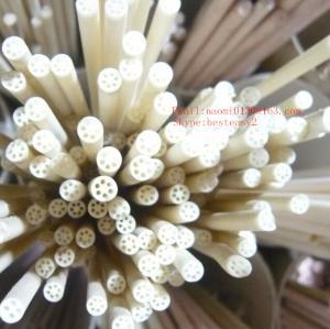 Alumina thermocouple insulator tube