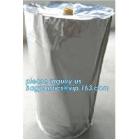 China protective lining, Plastic Drum Cap Sheets, Barrels liner, bucket liner, pail liner, LDPE Lay Flat Poly Bags Flat Drum L on sale