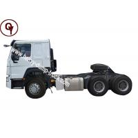 Quality Steel Material 371HP Tractor Head Truck Sinotruck Made Lorry Tractor Unit for sale