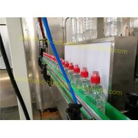Quality Pure Water Bottling Equipment , Automatic Bottle Filling Capping Machine for sale