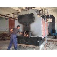 Quality Thermal Oil Biomass Wood Boiler Wastes Fuel 120000-6000000 KCal / Hr Capacity for sale