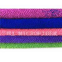 Quality Absorbent Microfiber Cleaning Cloth Microfiber Twist Fabric Used In Mop Or Towel for sale