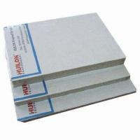 Quality Fire-resistant Boards, Measures 2440x1220 or 1830x915mm, Eco-friendly for sale