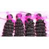 Hair Products Brazilian Deep Wave Brazilian Human Hair  Weave 4pcs /lot Natural Deep Wave Virgin
