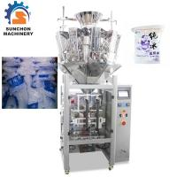 Buy cheap Multihead Weigher Automatic Ice Cube Packing Machine Simultaneous Control from wholesalers