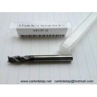 Solid carbide end mill φ6×57,12