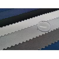 Quality CVC60/40 Anti-static FR Fabric Water Repellent Tooling Fabric for sale