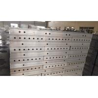Quality Aluminum Concrete Slab Roof Plastic Formwork for Column Scaffolding System for sale