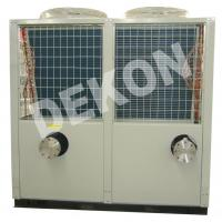 Quality Air cooled chiller modular type with heat pump-20TR for sale