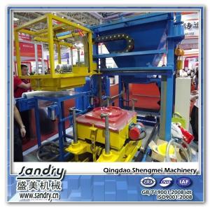 China HOT! Automatic vacuum process casting machine foundry machinery on sale