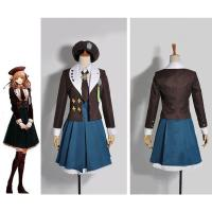 Quality Amnesia Animal Mascot Costumes Short Dress Heroine Game Dress School Uniform for sale