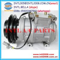 Buy cheap Compressor 10PA17C 1PK for Toyota Hiace 3L 5L 4471003511 8831026490 8832026440 from wholesalers