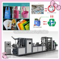 Quality Non Woven Bag Making Machine Price Manufactures for sale